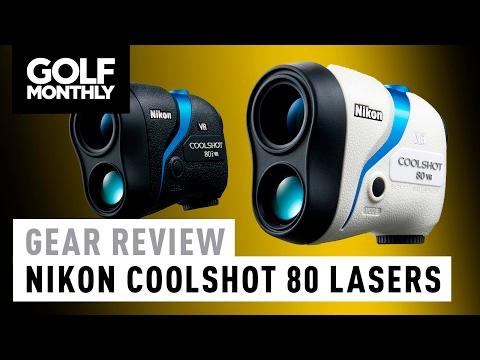 Nikon Coolshot 80 VR Laser Rangefinders Review