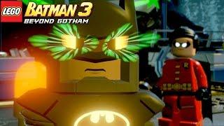 LEGO Batman 3 Beyond Gotham | #2 O BATMAN ESTÁ POSSUÍDO