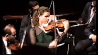 Viktoria Kaunzner plays Franz E. Spannheimer´s violin concerto, 4th mouvement