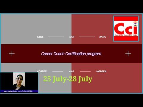Career Coach Certification Program by Diwakar sir   Feedback video ...