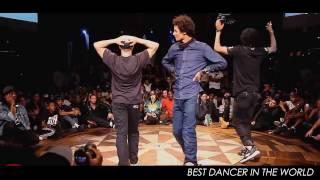 LES TWINS VS SALAH ENTERTAINER Dance 2016
