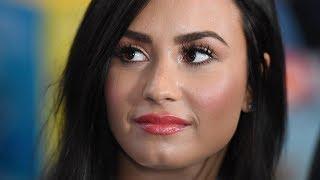 Demi Lovato Posts Unedited Bikini Pic With Epic Message