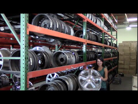 Factory Original Chevrolet Lumina Van Rims & OEM Chevy Lumina Van Wheels – OriginalWheel.com