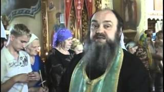 Батюшка Василий Тульский 2007 На чело их!!!