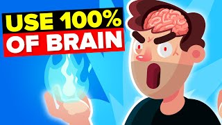 What If You Used 100% Of Your Brain At The Same Time?