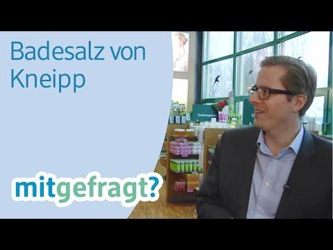 Badesalz von Kneipp: Zu Besuch beim Erfinder der Kneipp Kur - dm mitgefragt? Folge 59