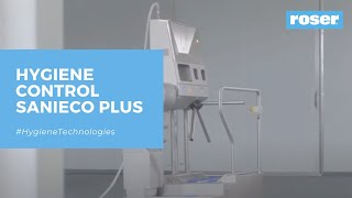 INTEGRATED  HYGIENE STATION SANIECO PLUS