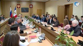 Российско-германская торгово-промышленная палата познакомилась с потенциалом Новгородской области