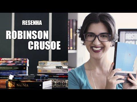Resenha - Robinson Crusoe