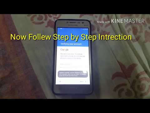 Bypass Google Account Lock on any Samsung phone (FRP Bypass