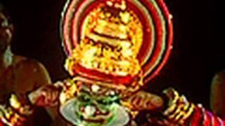 Parvati in Kutiyattam