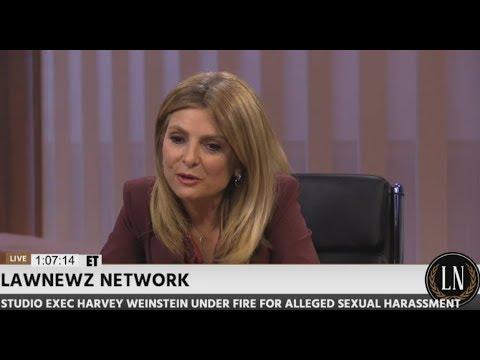 Lisa Bloom Talks Harvey Weinstein on LawNewz Network