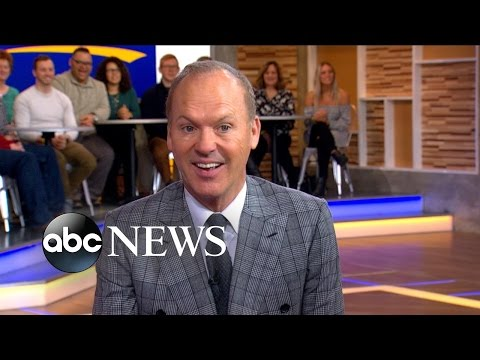 Michael Keaton Interview on 'The Founder'