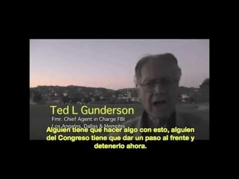 Ted Gunderson, Ex Jefe del FBI denuncia CHEMTRAILS