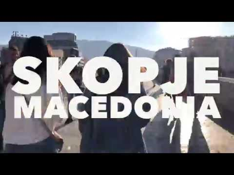 Quick tourist guide to Skopje, (FYR) Macedonia 🇲🇰