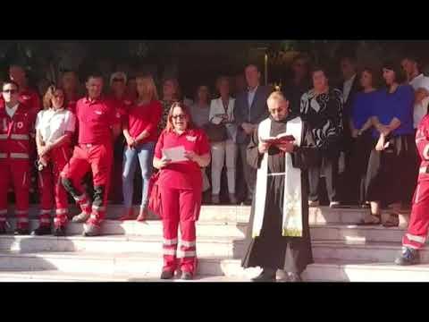 LA CROCE ROSSA DI BORDIGHERA HA FESTEGGIATO I 35 ANNI DI ATTIVITA'