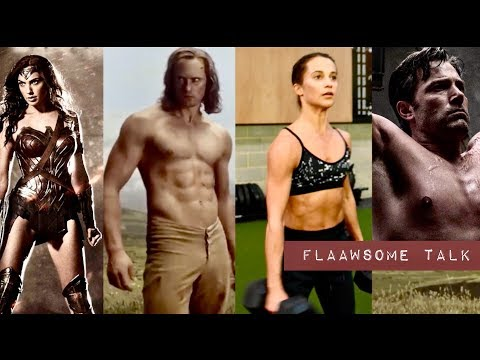 Hollywood TRAINER Explains ★ The Real (Pain and Gain) Of Superheroes And Buffed Movie BODIES