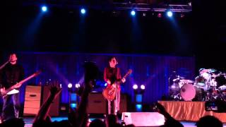 Chevelle - Envy - live in 1080p, SLC