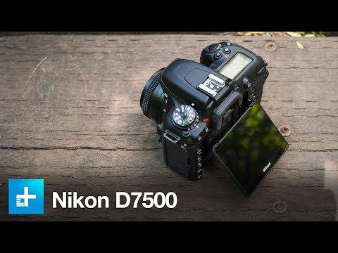 Nikon D7500 - Hands On Review
