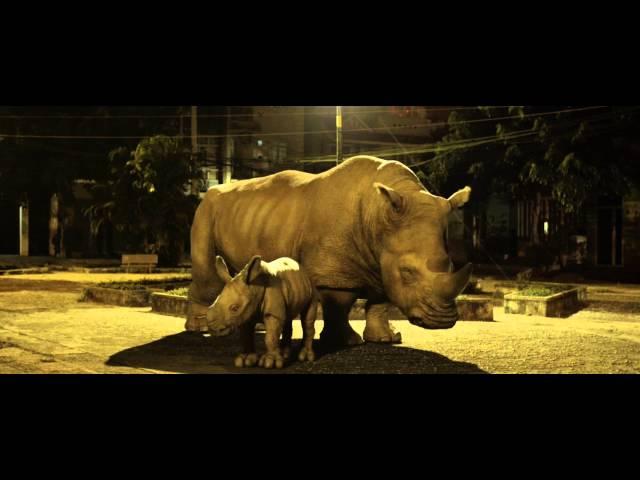 Rhino Man NGƯỜI TÊ GIÁC