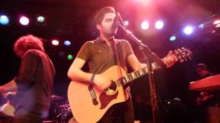 THE BOXER REBELLION-FLASHING RED LIGHT MEANS GO LIVE@ THE ROXY