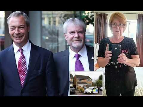 BREAKING! Ukip councillor Stephen Searle 'strangled wife to death over affair'