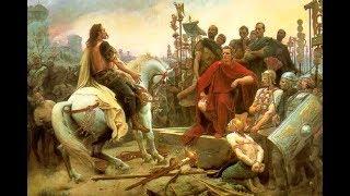 Восстание в Галии. Осада Цезаря.