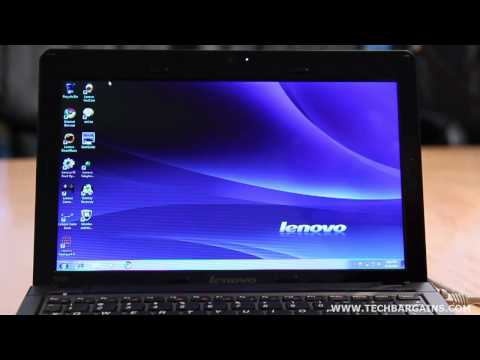 Lenovo IdeaPad S205 Video Review (HD)