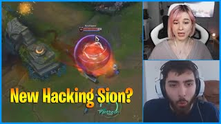 New Hacking Sion?..LoL Daily Moments Ep 972