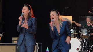 """Aly & AJ """"Potential Breakup Song"""" LIVE 6 2 19 Columbus, OH Sanctuary Tour @ Express Live"""