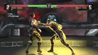 Mortal Kombat Vs DC Universe Playthrough_Shang Tsung