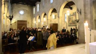 preview picture of video 'Festa S.Cecilia 2014 a Castellina in Chianti'