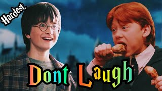Harry Potter || Try Not To Laugh Or Smile Challenge (Hardest)