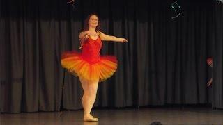 live dance to 'La Pastorella' 1