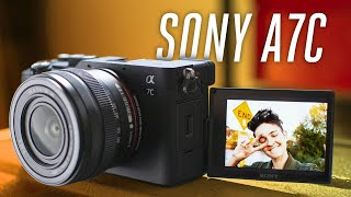 Sony A7C Review: a little ripper! thumbnail