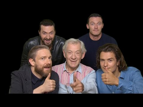 The Hobbit: The Battle of the Five Armies (Premiere Announcement)