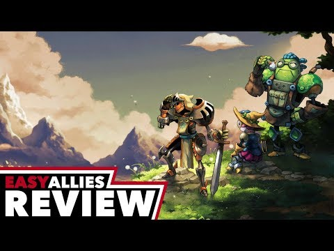 SteamWorld Quest - Easy Allies Review - YouTube video thumbnail