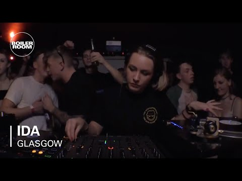 IDA | Boiler Room Glasgow