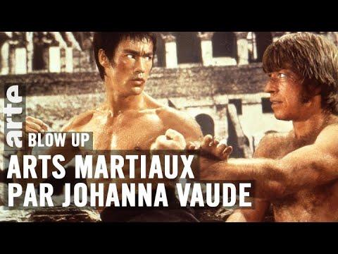 Arts martiaux et cinéma par Johanna Vaude - Blow Up - ARTE