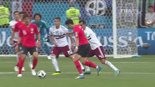 Goalkeeper Analysis - Vision Clip 2 - FIFA World Cup™ Russia 2018