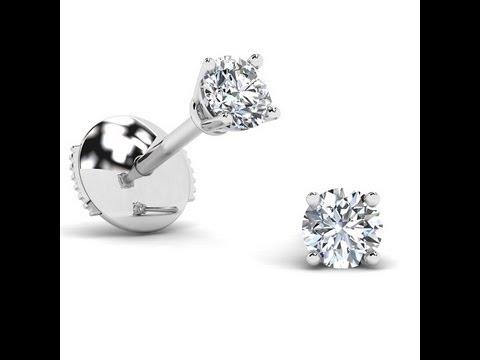 pendentif diamant 4 griffes