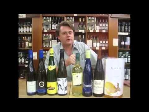 Tổng quan về rượu vang trắng Riesling