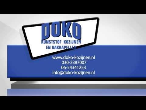 DOKO Kunststof Kozijnen en Dakkapellen