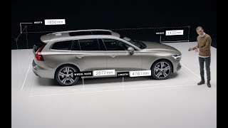 YouTube Video xHI1wbAIVSc for Product Volvo V60 (2nd Gen) Cross Country Wagon by Company Volvo Cars in Industry Cars