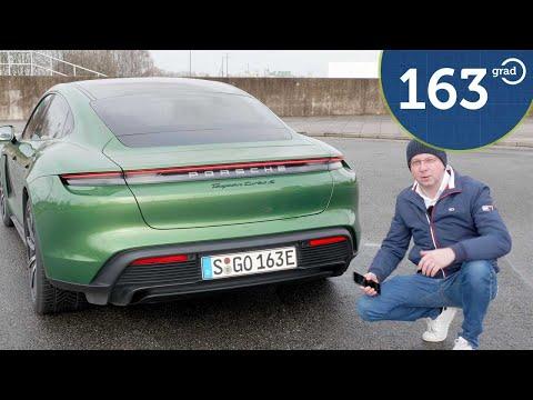 Porsche Taycan Turbo S - Der beste Elektrosportwagen der Welt?