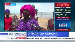 Wavuvi Turkana wahangaika baada ya kukosa wateja wa samaki