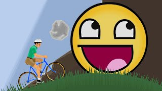KILL THE SMILEY FACE! (Happy Wheels Funny Moments)