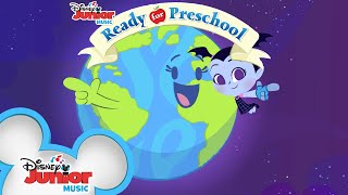 Let's Explore Space! | Ready for Preschool | @Disney Junior