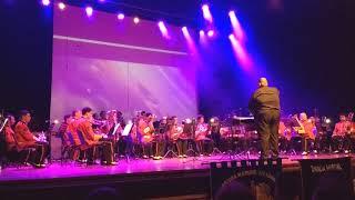 Bandas Marciais em Concerto Serra Gaúcha - B.M Cristóvão -  Pearl Harbor