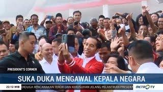 Suka Duka Paspampres Mengawal Presiden Jokowi